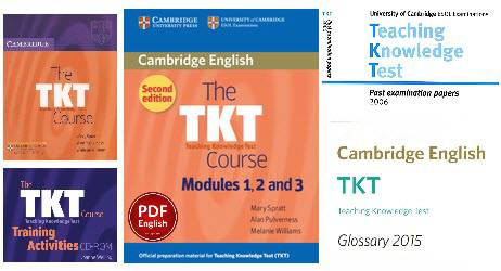 منابع آزمون TKT