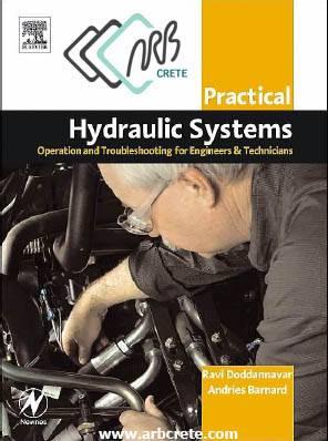 دانلود کتاب لاتین سیستمهای هیدرولیکی عملی برنارد