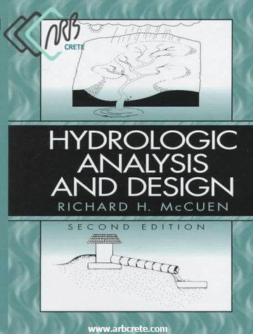 دانلود کتاب لاتین طراحی و آنالیز هیدرولوژی ام کوان