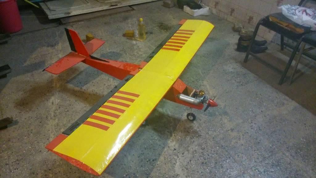 آموزش تصویری هواپیمای مدل