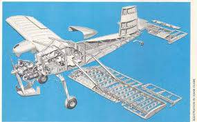 نقشه ساخت هواپیمای دونفره