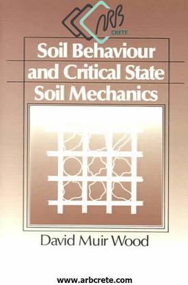 دانلود کتاب لاتین رفتار خاک و مکانیک خاک حالت بحرانی وود