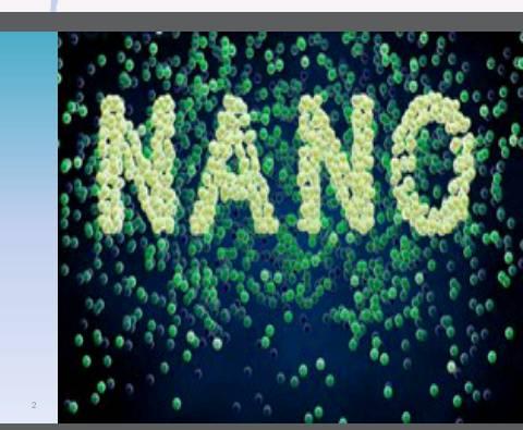 پاورپوینت کاربرد فناوری نانو در کشاورزی