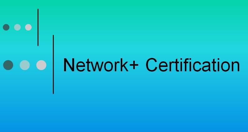 پاورپوينت آموزش دوره شبکه  Network plus