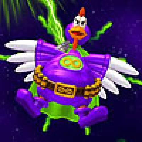 بازي مهيج شکار جوجه ها (چيکن Chicken Invaders 4)