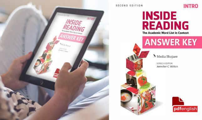 پاسخ کتاب Inside Reading Intro