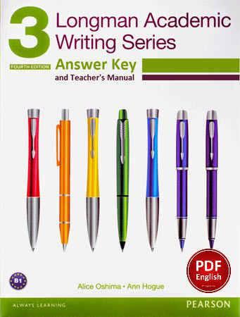 پاسخ Longman Academic Writing Series 3