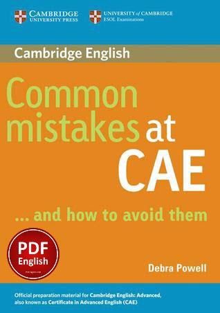 کتاب Common Mistakes at CAE