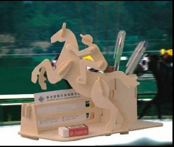 جامدادی طرح اسب سوار