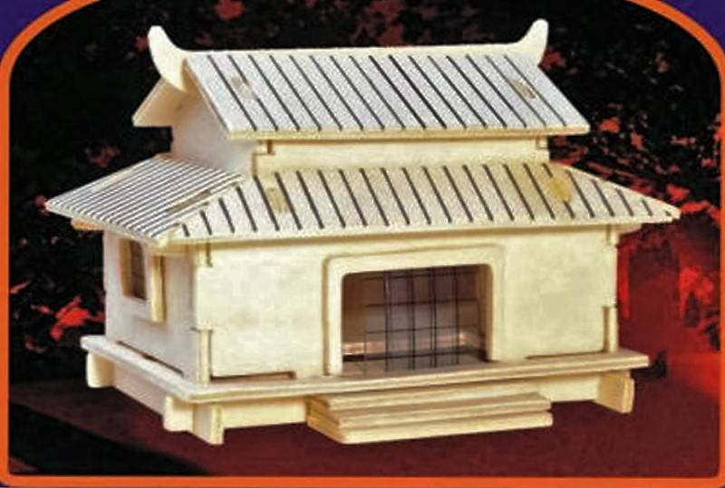 طرح خانه ژاپنی