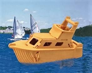 طرح قایق تفریحی