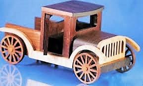 طرح مشبک ماشین قدیمی