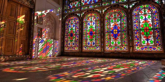 پاورپوینت رنگ در معماری ( 11 اسلاید)