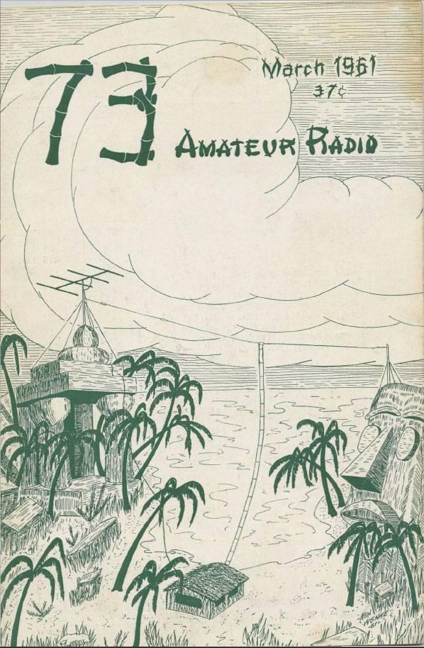 مجله رادیو آماتور شماره سوم 1961