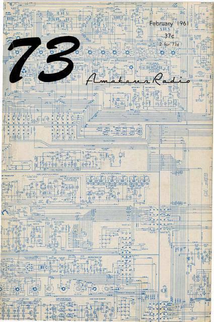 مجله رادیو آماتور شماره دوم 1961