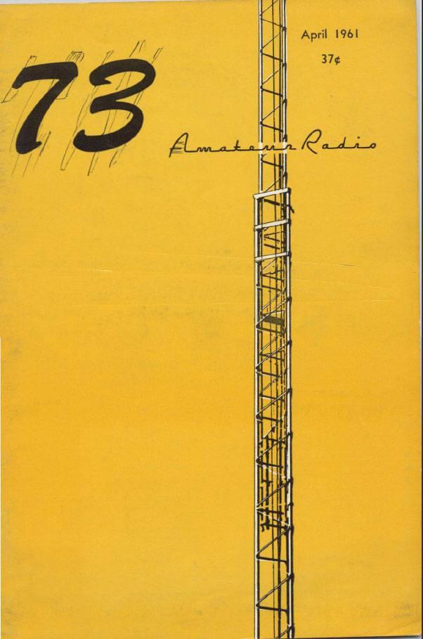 مجله رادیو آماتور شماره چهارم 1961
