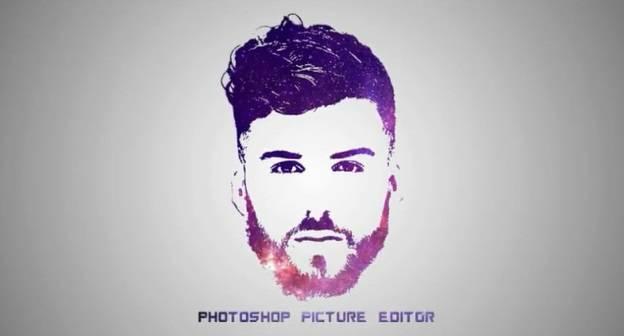 آموزش طراحی لوگو با عکس شخصی