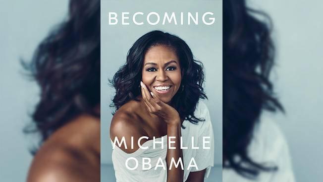 دانلود BECOMING Michelle Obama