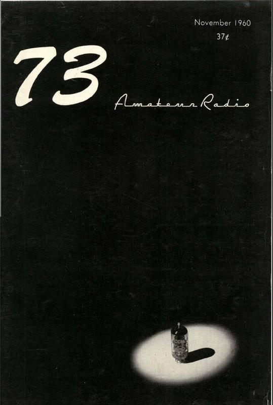 مجله رادیو آماتور شماره دوم 1960