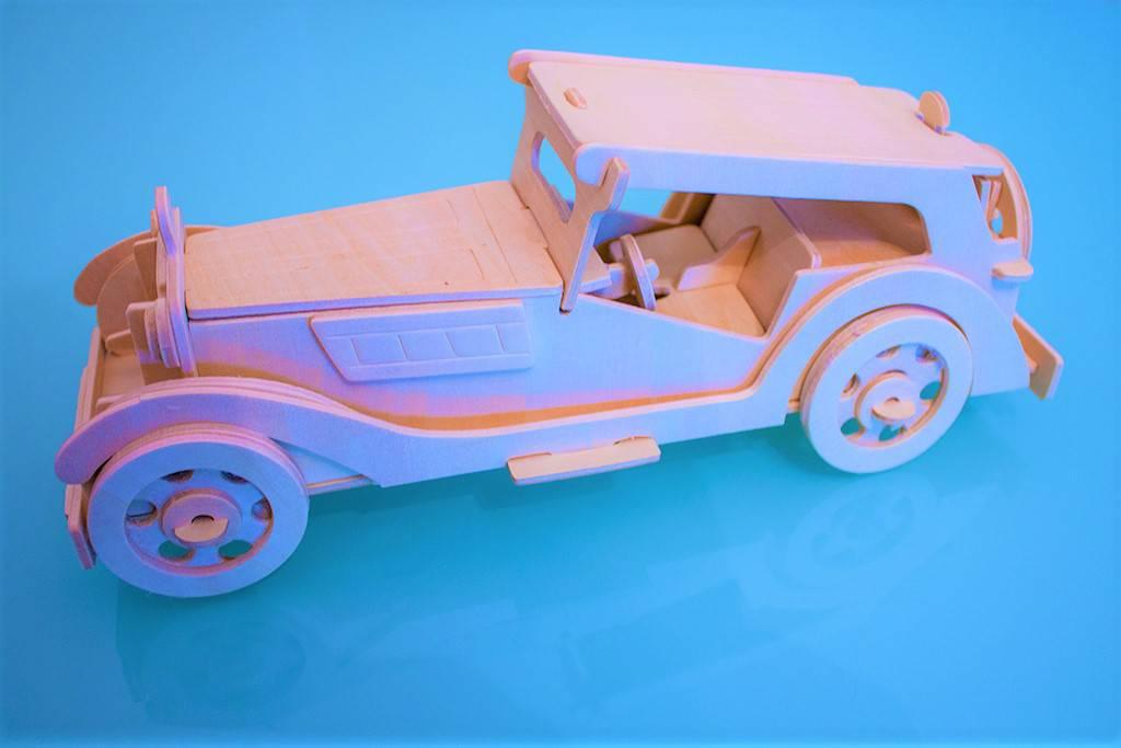 طرح ماشین قدیمی