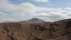 EYNALI a mountain range