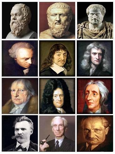 تاریخ فلسفه غرب( مصطفی ملکیان)