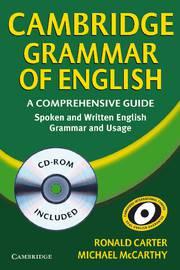 دانلود کتاب Cambridge Grammar of English