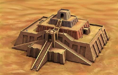 دانلود پاورپوینت شش بنای مهم بین النهرین