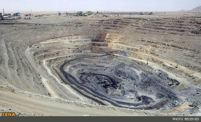 گزارش کاراموزی معدن مس باشماق هشترود