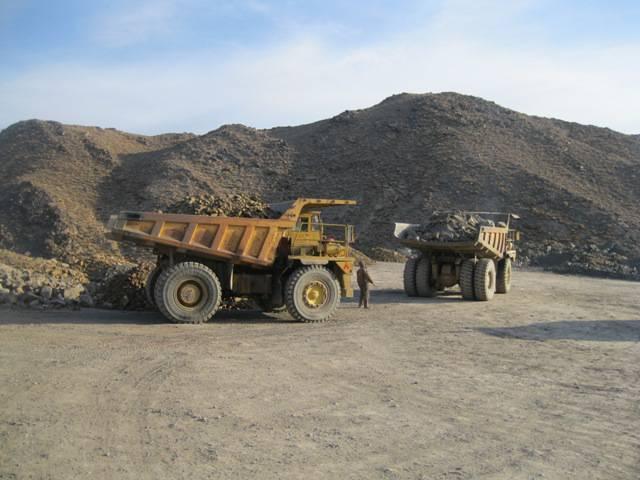 بررسی شرایط زمین شناسی  آهن و مطالعه ای در مورد معدن زیرزمینی سه چاهون