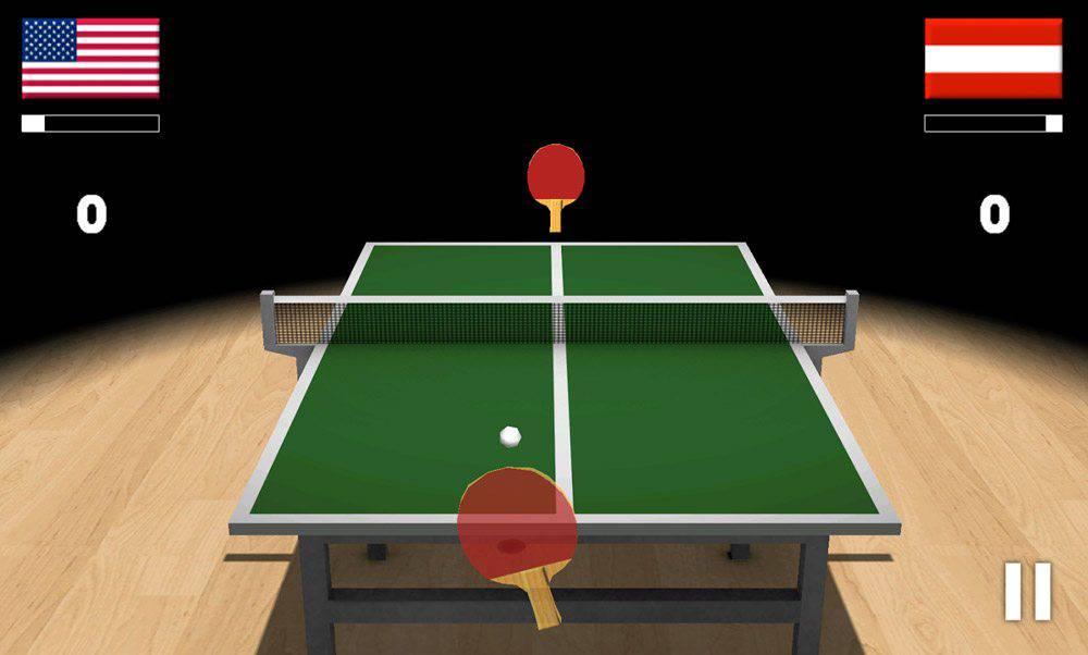 سورس کد بازی ping pong
