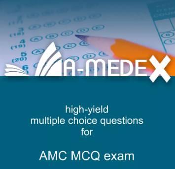 مجموعه سوم از اماکس(نمونه سوال آزمون پزشکی استرالیا با پاسخ تشریحی)