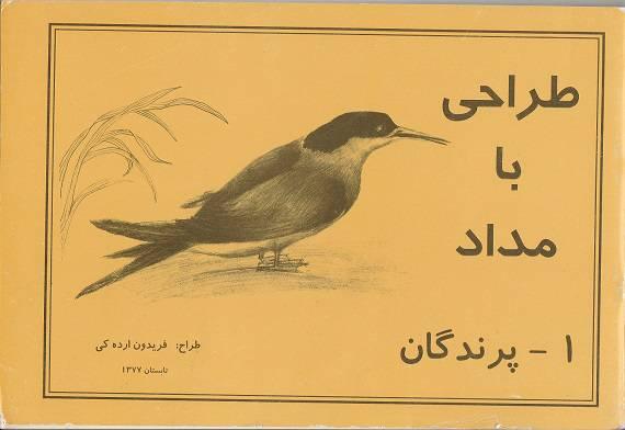 طراحی از پرندگان