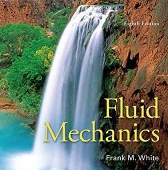 دانلود حل المسائل مکانیک سیالات فرانک وایت Frank White