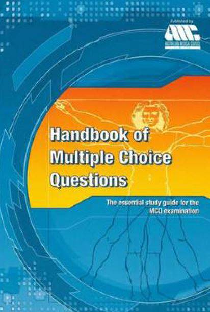 Pictures of Handbook of Multiple Choice Questions
