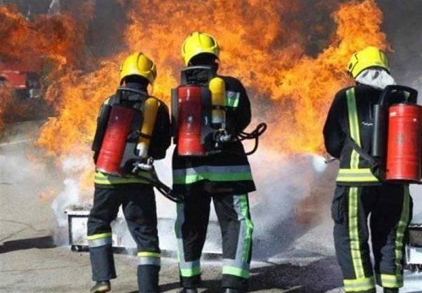 ایمنی عمومی و آتش نشانی