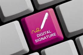 تحقیق امضاي ديجيتال (Digital Sign)