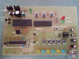 تحقیق شرح و بسط كامل مدار ضبط و پخش ديجيتالي