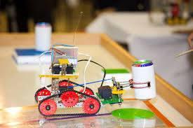 مقاله علم رباتیک