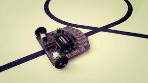 مقاله ربات مسیریاب