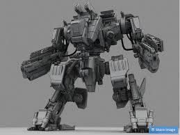مقاله طراحی بدنه و شاسی ربات جنگنده