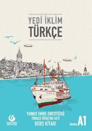 کتاب ترکیه یدی اقلیم a1