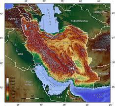 تحقیق جغرافیای کامل ایران