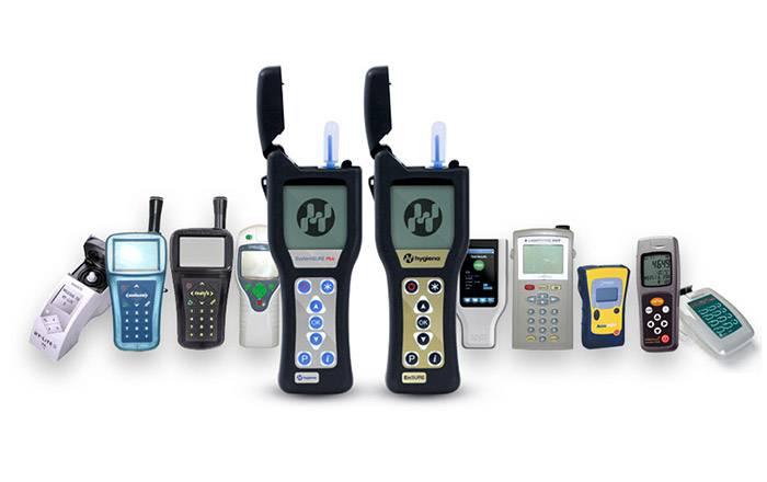 راهنمای کامل کار با دستگاه های پرتابل بهداشت محیط