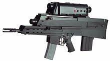 تحقیق OICW  ((اسلحه پیشرفته سربازان قرن ۲۱ ))