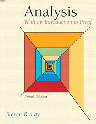 دانلود حل المسائل کتاب آنالیز مقدمه ای بر اثبات استون لی