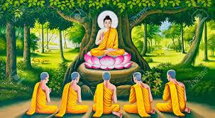 تحقیق آموزه های بودا