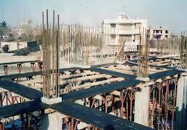 تحقیق اجرای ساختمان بتن