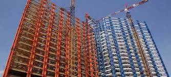 تحقیق روش های اجرای ساختمان های فلزیو بتنی