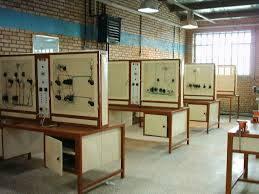 تحقیق کارگاه برق